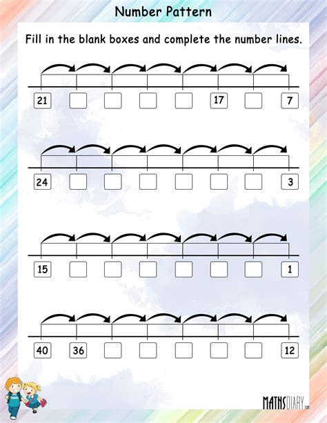 pattern worksheet grade 7 uncategorized grade 5 math patterns worksheets