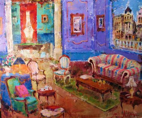 layout artist in spanish interior painting spanish artist josep costa vila