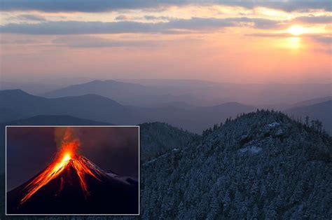 mountains awaken  history    volcano