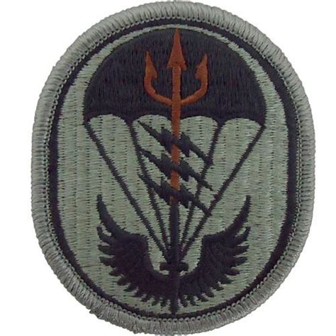 Special Operations Command South Acu Patch Usamm