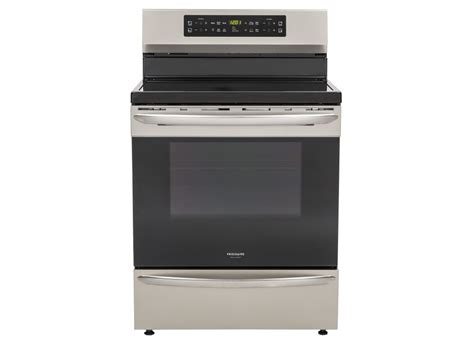 Consumer Reports Induction Cooktop - frigidaire gallery fgif3036tf range prices consumer reports