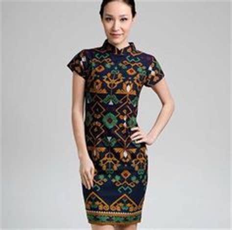 Baju Murah Mono Stripe Dress model baju batik modern pria dan wanita trend baju batik terbaru how to wear on