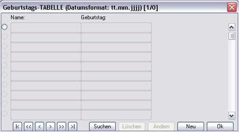 körbchengröße tabelle checkware geburtstagskalender freeware de