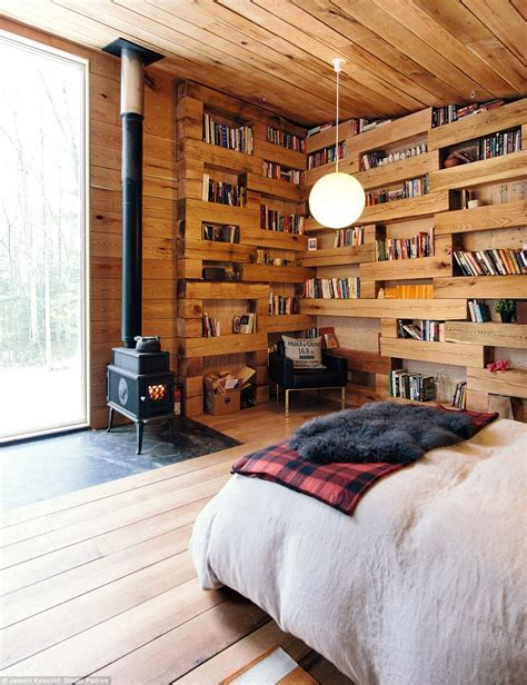 In A Burning Room Meaning by From Solid Oak Walls Lined With Books To A Wood Burning