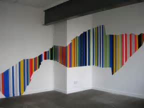 paint designs cool easy wall paint designs remove the strips of tape to