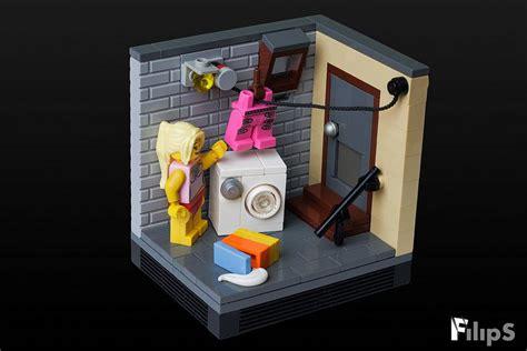 Lego Mobel Bauanleitungen