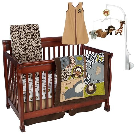 just born zootopia crib bedding collection baby bedding