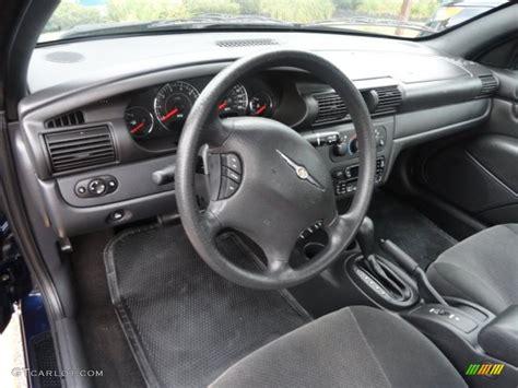 2006 Chrysler Sebring Interior by 2006 Chrysler Sebring Convertible Interior Color Photos