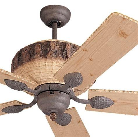 Ceiling Fan Rustic by Rustic Ceiling Fans Every Ceiling Fans
