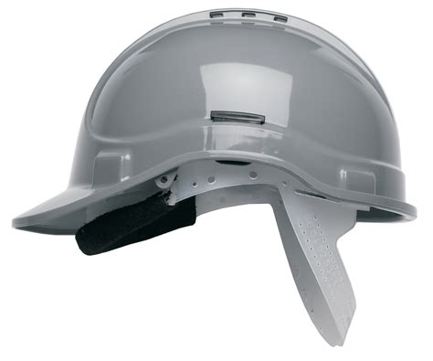 Helm Topi Proyek Safety Helm Helmet Logan hc300 grey vented safety helmet the safety shack