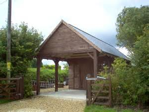 timber garages dorset wooden carports timber buildings shop
