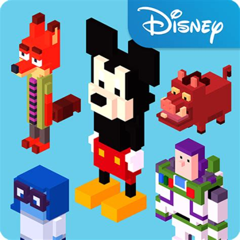 'disney crossy road' is now live on the play store