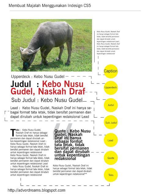 jenis layout majalah membuat layout majalah menggunakan indesign cs5 bagian 2