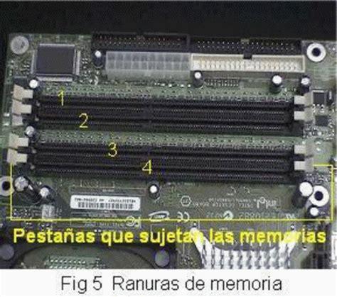 ram and co 191 que las ranuras de memoria carlos respuesta