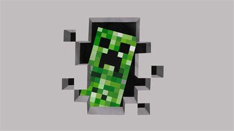 wallpaper craft 1366x768 minecraft creeper wallpaper 1366x768 67675
