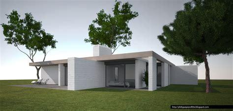 Architecture Inspiration photo de maison d architecte plain pied