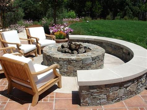 fire pits in backyards backyard patio ideas with fire pit landscaping