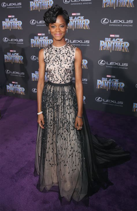 letitia wright tv series bgn interviews marvel s black panther star letitia wright