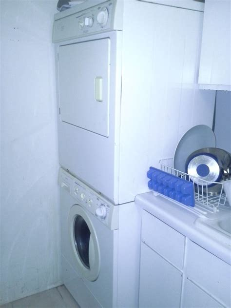 stackable washer and dryers stackable washer and dryer for sale rebuilt stackable washer dryer stackable depot