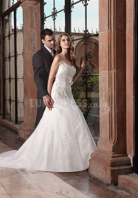 Cheap Wedding Dress Shops by Aliexpress Buy Custom Made Princess White Lace Wedding