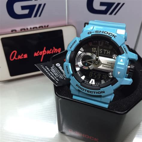 Gshock Gba 400 G Mix Green Blue live photos g shock gba 400c new colours