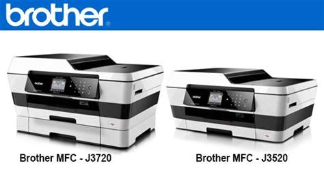 Tinta Printer Mfc J3520 Sasar Notaris Tawarkan Multifungsi A3 Sejati
