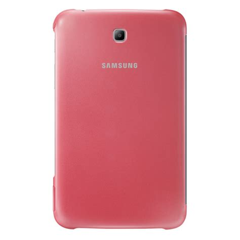 Samsung Tab 3 Pink official samsung galaxy tab 3 7 0 book cover pink