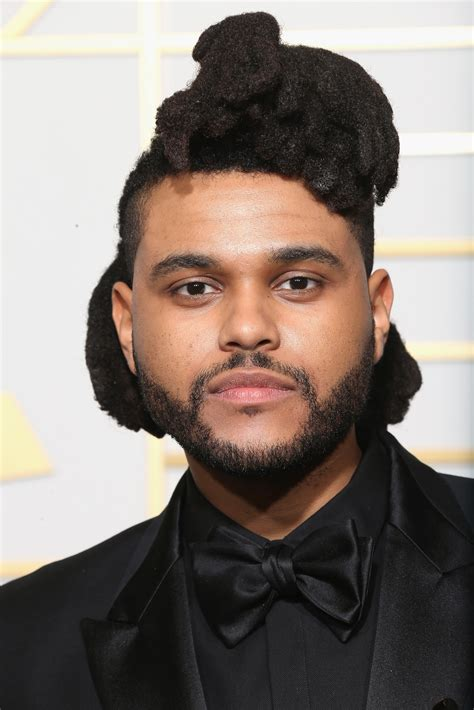 the weekends new haircut the weeknd dreads 2014 www pixshark com images