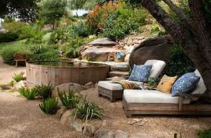Rustic Landscaping Ideas For A Backyard 1000 Images About Tub On Tubs Backyard Tubs And