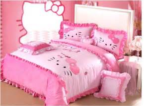 The charming space at your home with hello kitty bedroom homedee com