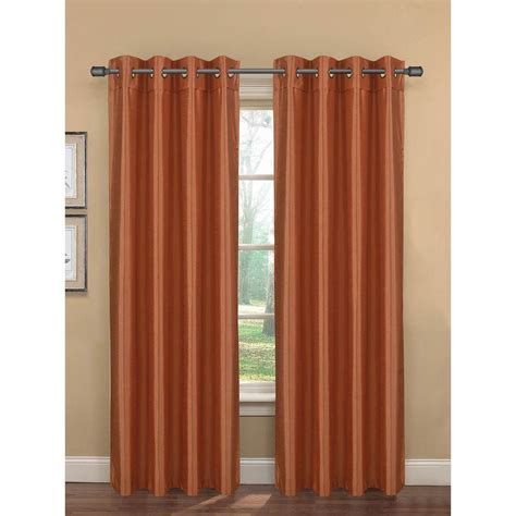 bella luna curtains bella luna semi opaque becca faux silk 54 in w x 84 in l
