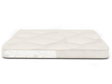 Lullaby Organic Crib Mattress by Non Tufted Mattresses Non Tufted Futon Mattresses
