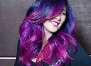 black n purple hair 21 ombre hair colors you ll want immediately