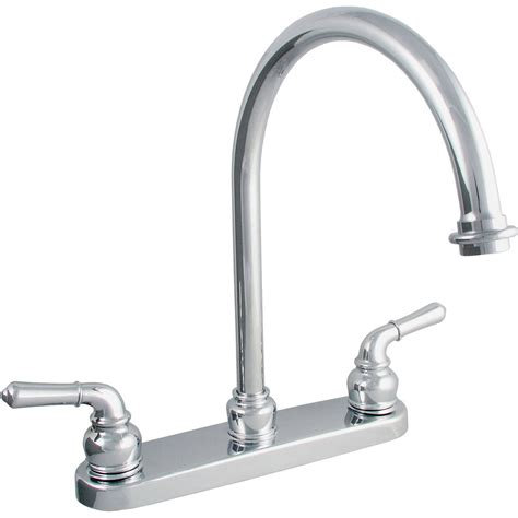 Faucet Materials by Kitchen Faucets Fixtures And Materials Walmart Ldr 952