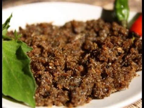 Sambal Roa Sambal Roa Rica Roa resep cara membuat sambal ikan roa