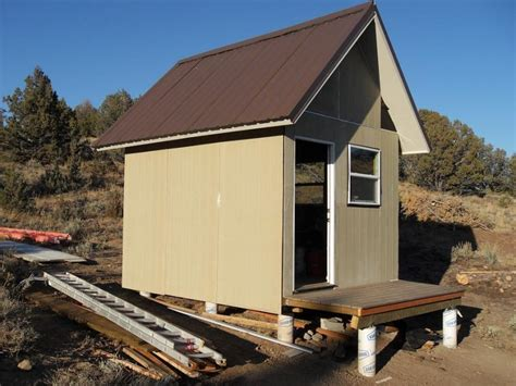 shed wloft small cabin forum