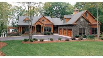 Craftsman One Story House Plans by Craftsman One Story House Plans Craftsman House Plans Lake