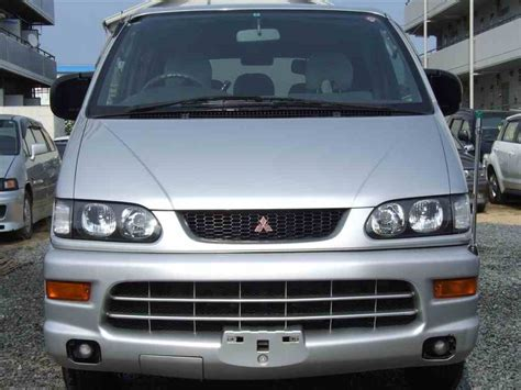 mitsubishi delica space gear mitsubishi delica space gear xe 2001 used for sale