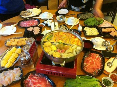 steamboat singapore yummy picture of san laksa steamboat pte ltd