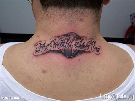 the world is yours tattoo design 42 best the world is mine images on