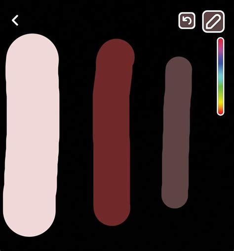 how to change color on snapchat snapchat update how to change snapchat brush size
