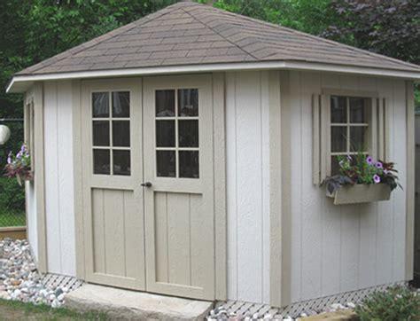 sided shed duroshed