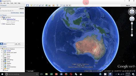 tutorial arcgis earth georeferencing wih google earth using arcgis