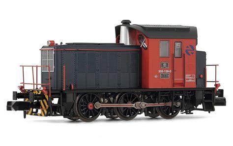 renfe locomotora diesel  grisroja digital