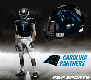 panthers football colors nfl concepts day 9 carolina panthers f f sports