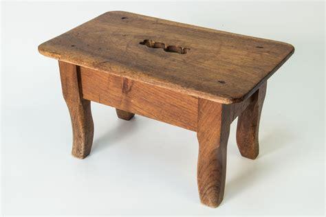 biedermeier schemel bock antik - Schemel Antik