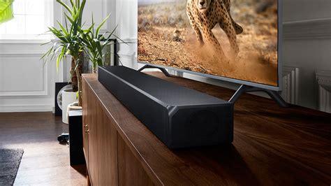 soundbars    compact audio systems