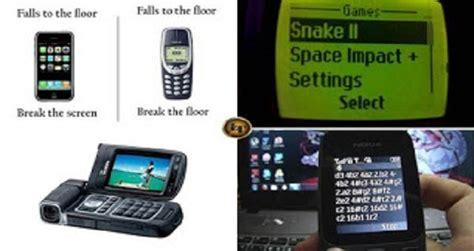 Hp Nokia Yang Bisa Android 6 keunggulan handphone nokia jadul yang tak dimiliki android dan iphone