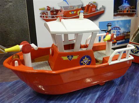 fireman sam boat house titan fireman sam toys