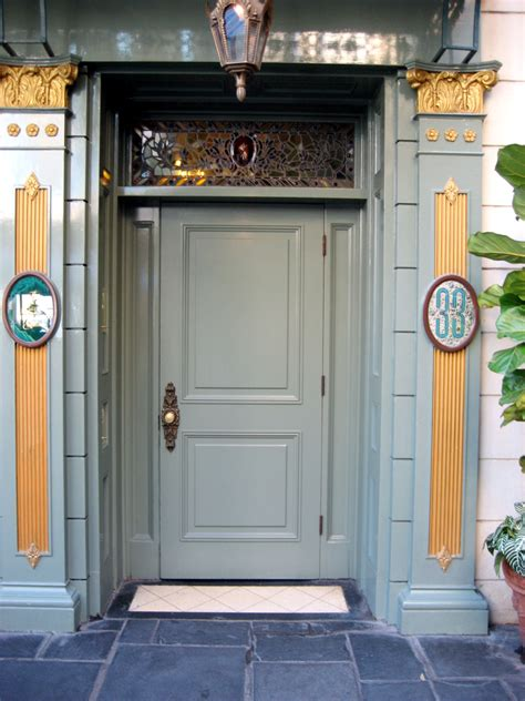 The Door Club by Club 33 Anaheim Ca The Happiest Meal On Earth The